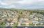 Drone neighborhood view