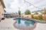 Newer Saltwater Pool & Spa