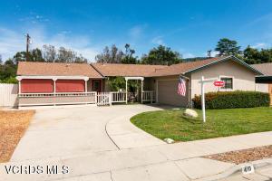 410 S Carrillo Road, Ojai, CA 93023