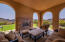 Family Room Enclosed Patio