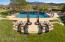 Wonderful pool offers plenty of room for pool-side furnishings