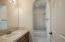 Ensuite bathroom for bedroom #3