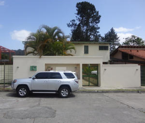 Casa En Alquileren Caracas, Lomas De La Lagunita, Venezuela, VE RAH: 15-6129