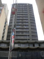 Oficina En Ventaen Caracas, Parroquia Catedral, Venezuela, VE RAH: 15-13968