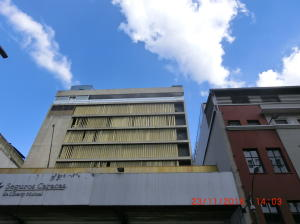 Oficina En Ventaen Caracas, Parroquia Catedral, Venezuela, VE RAH: 16-791