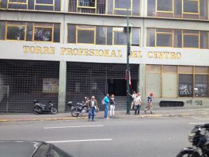 Oficina En Ventaen Caracas, Centro, Venezuela, VE RAH: 17-3626