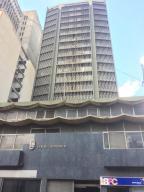 Oficina En Ventaen Caracas, Parroquia Catedral, Venezuela, VE RAH: 18-2685