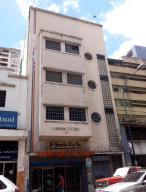 Edificio En Ventaen Caracas, Centro, Venezuela, VE RAH: 18-7976