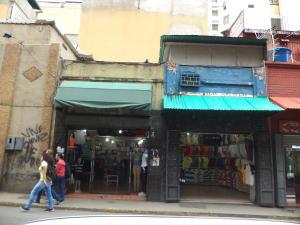 Local Comercial En Ventaen Caracas, Parroquia La Candelaria, Venezuela, VE RAH: 18-12023
