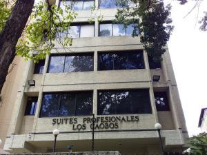 Oficina En Ventaen Caracas, Los Caobos, Venezuela, VE RAH: 18-12594