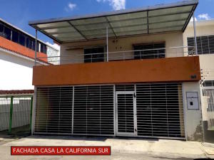 Casa En Ventaen Caracas, La California Sur, Venezuela, VE RAH: 19-9014