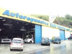 Galpon - Deposito En Ventaen Caracas, La Yaguara, Venezuela, VE RAH: 20-3699