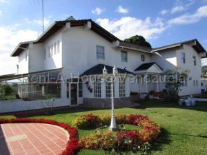 Casa En Ventaen San Antonio De Los Altos, Club De Campo, Venezuela, VE RAH: 20-7385