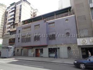 Edificio En Ventaen Caracas, La Candelaria, Venezuela, VE RAH: 20-7056