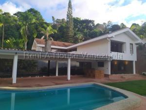 Casa En Ventaen Caracas, Alto Hatillo, Venezuela, VE RAH: 20-7087
