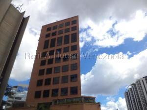 Oficina En Alquileren Caracas, El Rosal, Venezuela, VE RAH: 20-7181