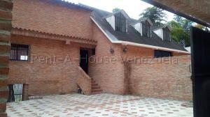 Casa En Ventaen Charallave, Los Anaucos, Venezuela, VE RAH: 20-7223