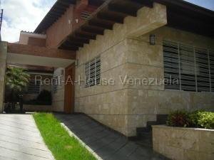 Casa En Ventaen Caracas, Los Chorros, Venezuela, VE RAH: 20-8083