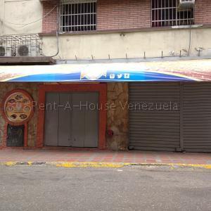 Local Comercial En Ventaen Caracas, Parroquia La Candelaria, Venezuela, VE RAH: 20-9234