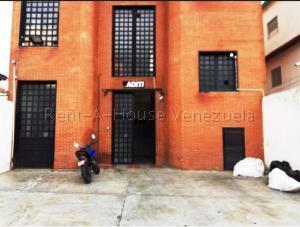 Edificio En Alquileren Caracas, Boleita Sur, Venezuela, VE RAH: 20-9479