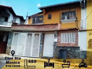 Casa En Ventaen Caracas, Colinas De Santa Monica, Venezuela, VE RAH: 20-14249