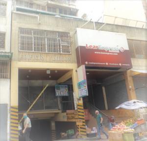Local Comercial En Ventaen Caracas, La Candelaria, Venezuela, VE RAH: 20-23478