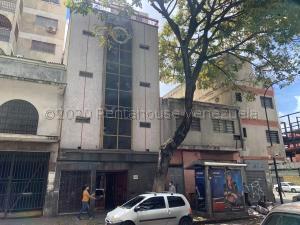 Edificio En Ventaen Caracas, Quinta Crespo, Venezuela, VE RAH: 20-24400