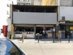Galpon - Deposito En Ventaen Caracas, Parroquia La Candelaria, Venezuela, VE RAH: 20-24202