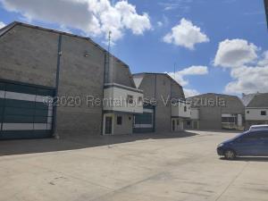 Galpon - Deposito En Ventaen Barquisimeto, Parroquia Juan De Villegas, Venezuela, VE RAH: 20-24213