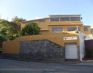 Casa En Ventaen Caracas, Las Palmas, Venezuela, VE RAH: 20-25128