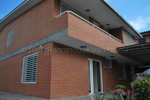 Casa En Alquileren Caracas, Terrazas Del Club Hipico, Venezuela, VE RAH: 20-25309