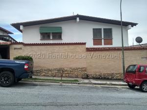 Casa En Ventaen Caracas, Los Naranjos Del Cafetal, Venezuela, VE RAH: 21-474