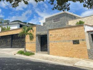 Casa En Ventaen Caracas, Prados Del Este, Venezuela, VE RAH: 20-24501