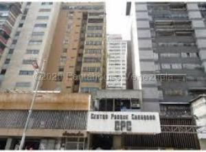 Oficina En Ventaen Caracas, La Candelaria, Venezuela, VE RAH: 21-916