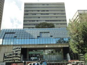 Oficina En Alquileren Caracas, Los Palos Grandes, Venezuela, VE RAH: 21-1981