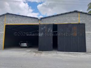 Galpon - Deposito En Ventaen Araure, Araure, Venezuela, VE RAH: 21-975