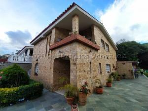Casa En Ventaen San Antonio De Los Altos, Club De Campo, Venezuela, VE RAH: 21-1472