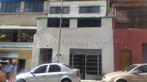 Casa En Ventaen Caracas, Parroquia La Candelaria, Venezuela, VE RAH: 21-3475