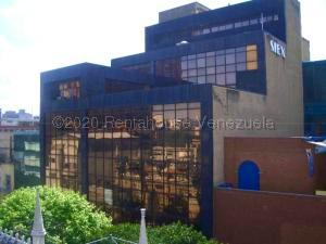 Edificio En Ventaen Caracas, Centro, Venezuela, VE RAH: 21-3203