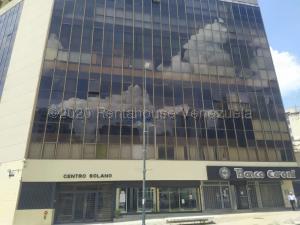 Oficina En Ventaen Caracas, Las Delicias De Sabana Grande, Venezuela, VE RAH: 21-3594