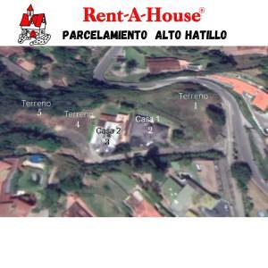 Terreno En Ventaen Caracas, Alto Hatillo, Venezuela, VE RAH: 21-3705