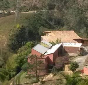 Casa En Ventaen San Antonio De Los Altos, Club De Campo, Venezuela, VE RAH: 21-3838