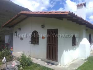 Casa En Ventaen Mucuchies, La Musui, Venezuela, VE RAH: 21-5037