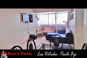 Apartamento En Ventaen Punto Fijo, Las Virtudes, Venezuela, VE RAH: 21-5384