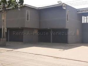 Galpon - Deposito En Ventaen Maracaibo, Los Haticos, Venezuela, VE RAH: 21-5931