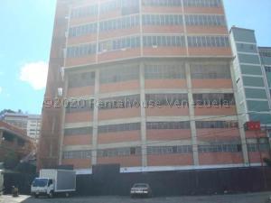 Galpon - Deposito En Alquileren Caracas, Ruiz Pineda, Venezuela, VE RAH: 21-6350