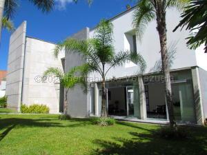 Casa En Ventaen Caracas, La Lagunita Country Club, Venezuela, VE RAH: 21-6624