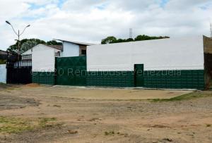 Galpon - Deposito En Ventaen San Felix, Zona Industrial De Chirica, Venezuela, VE RAH: 21-6771