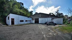 Galpon - Deposito En Alquileren San Diego De Los Altos, Parcelamiento El Prado, Venezuela, VE RAH: 21-6901