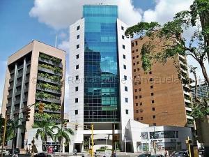 Oficina En Ventaen Caracas, El Rosal, Venezuela, VE RAH: 21-7525